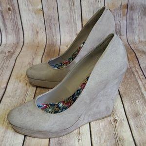 Madden Girl Platform Valia Heels
